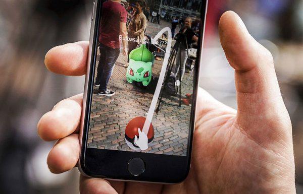 Игра Pokémon Go получила новый алгоритм дополненной реальности на основе ARKit