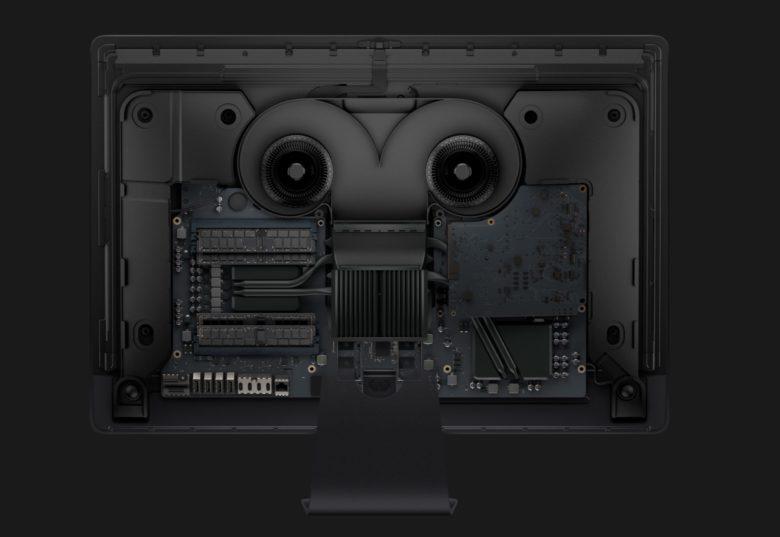 iMac Pro оснащен чипом Т2 для защиты данных