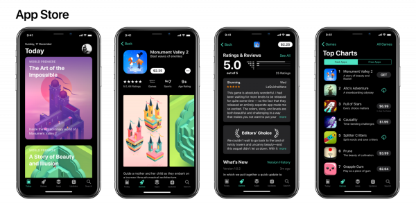 Дизайнер представил концепт темной темы iOS 11 для iPhone X