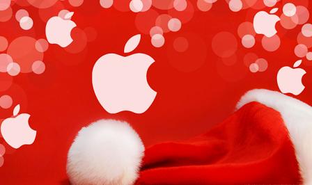 В iOS-приложении Apple Store появилась новогодняя «пасхалка»