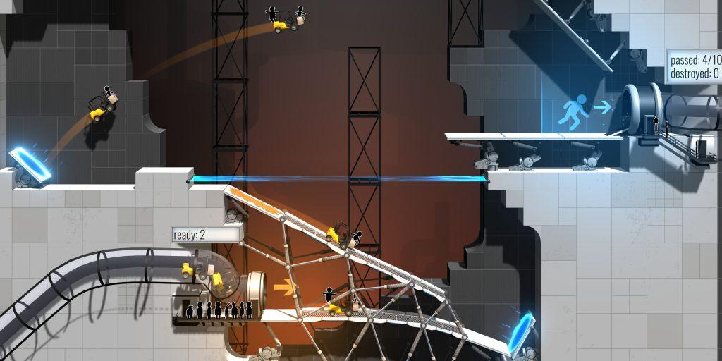 Bridge Constructor Portal для iOS и macOS выйдет 20 декабря