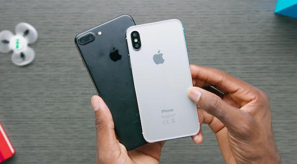 В России нет дефицита iPhone X. Они уже дешевеют