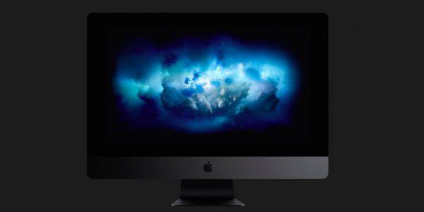 Крупным корпоративным клиентам Apple начали поступать предложения о покупке iMac Pro