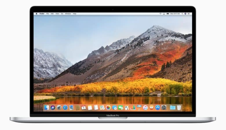 Вышла macOS 10.13.2 High Sierra