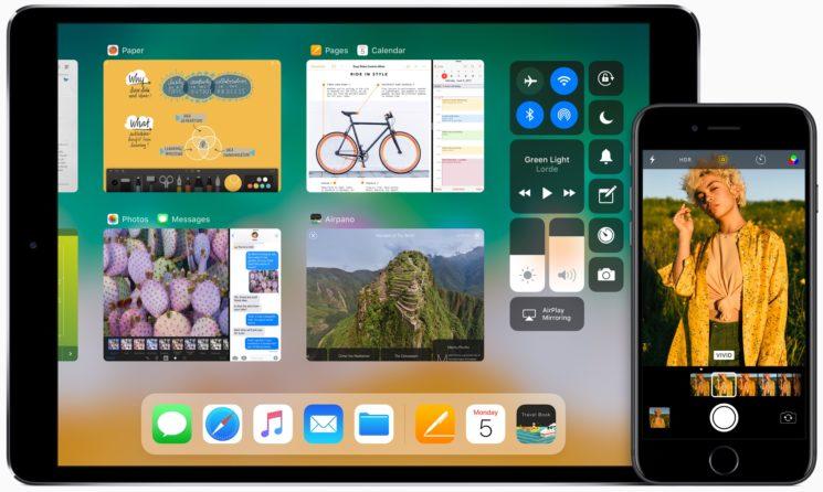 Вышли новые публичные бета-версии iOS 11.2.5, watchOS 4.2.2, tvOS 11.2.5.