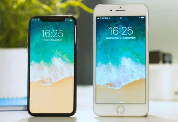 Consumer Reports оценил iPhone 8 выше iPhone X