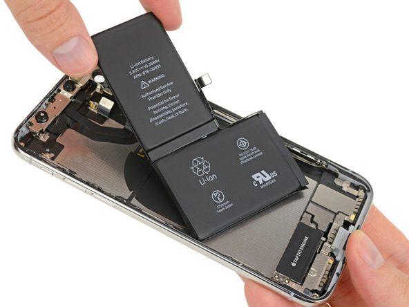 Айфоны следующего года будут оснащены L-образной батареей
