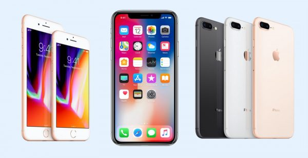 iPhone X обошел iPhone 8 по числу пользователей