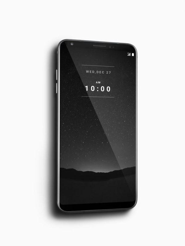 Смартфон LG Signature Edition будет стоить дороже iPhone X
