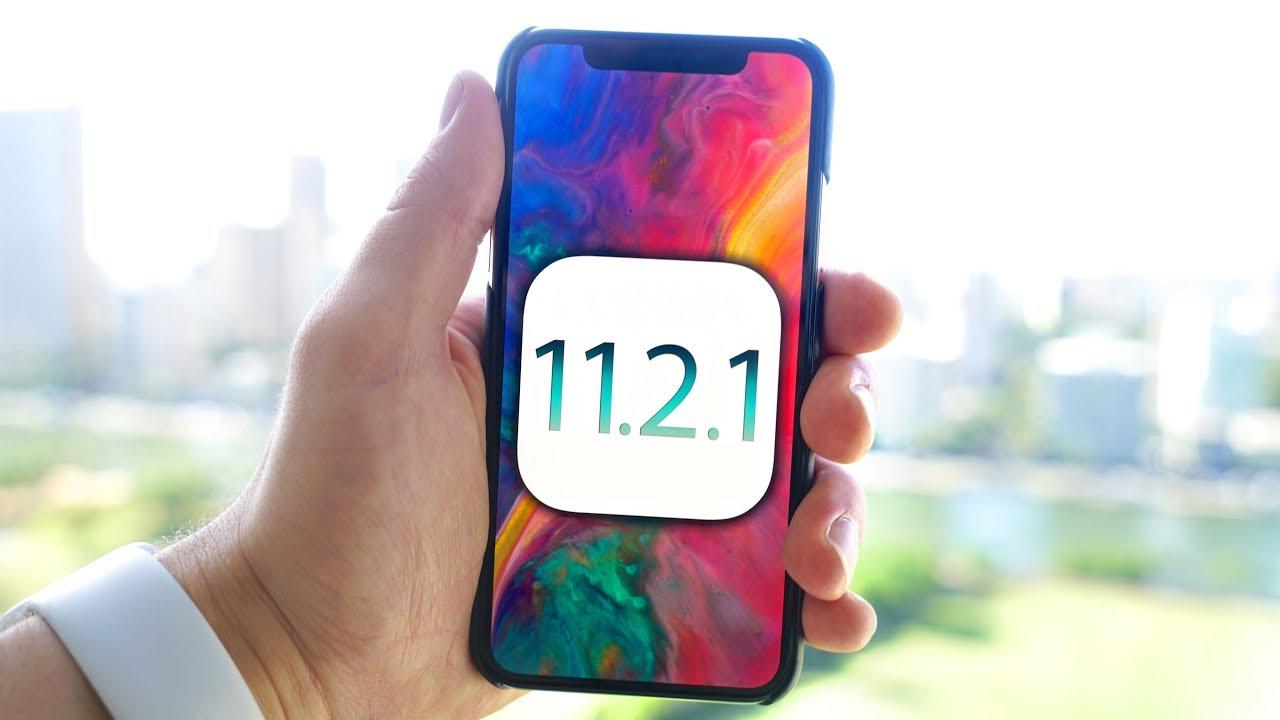 iOS 11.2.1 не исправила ошибку с emoji