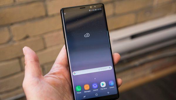 Samsung выпустила специальную версию Note 8 за 1800 долларов