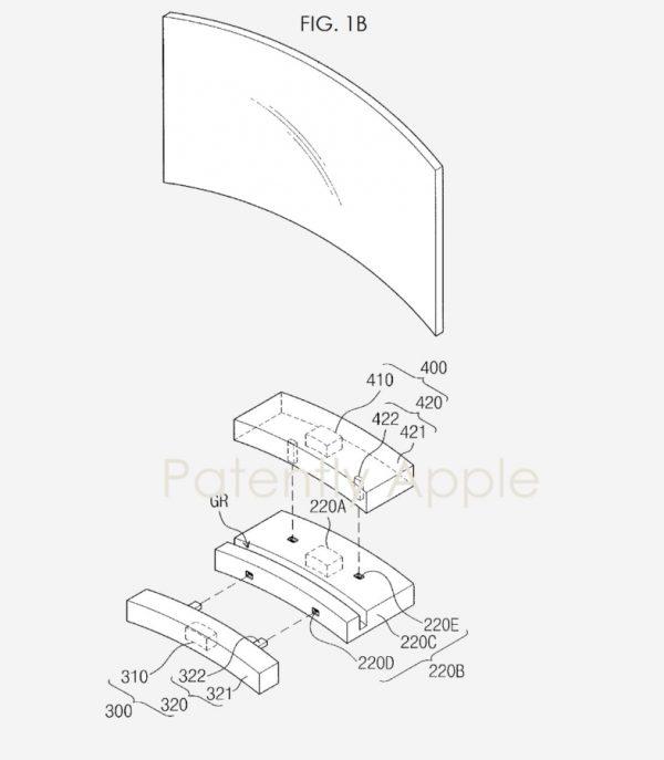 Samsung запатентовала модульный телевизор, способный работать как полноценный компьютер