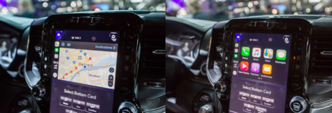 Автомобили будущего готовы к работе с iPhone X и CarPlay