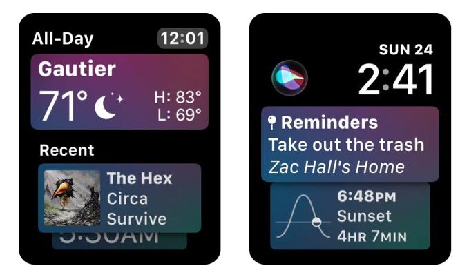 Представлен концепт watchOS 5