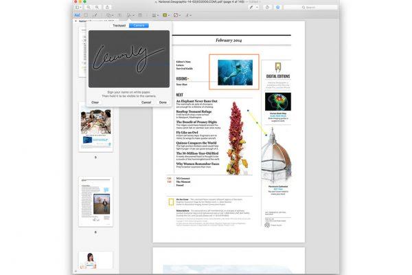 Топ-5 редакторов PDF для macOS