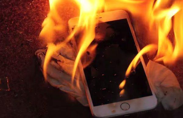 Перегрев батареи iPhone стал причиной эвакуации Apple Store в Цюрихе