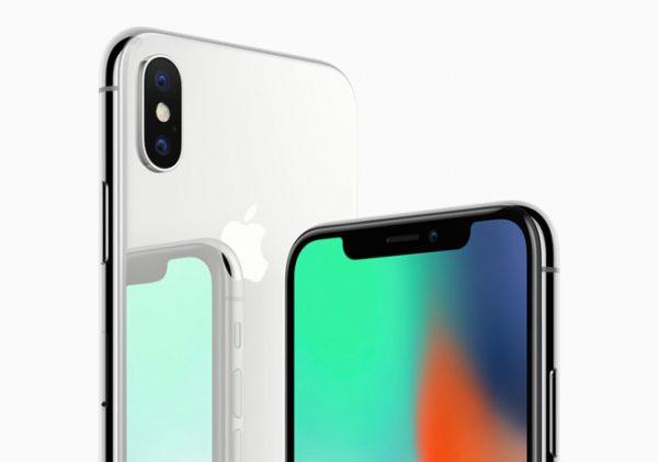 iPhone X возглавил ноябрьские продажи в Китае, Японии и Великобритании