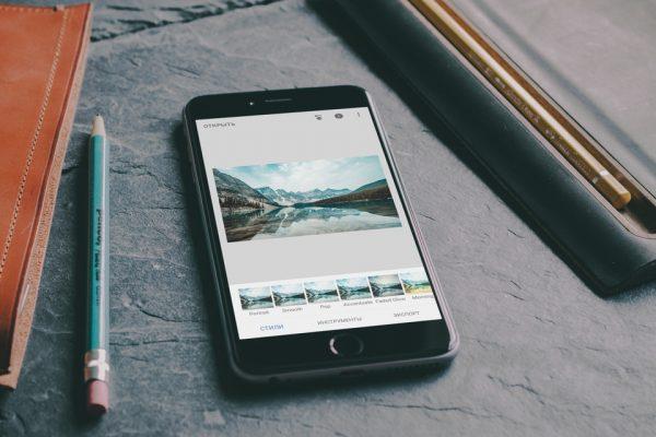 Лучшие приложения для обработки фотографий на iPhone