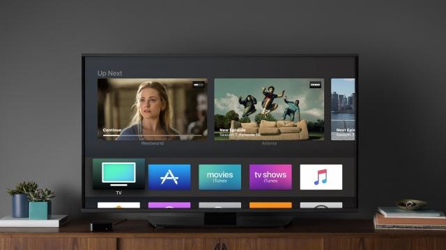 Вышла tvOS 11.2.5 beta 5 для Apple TV 4