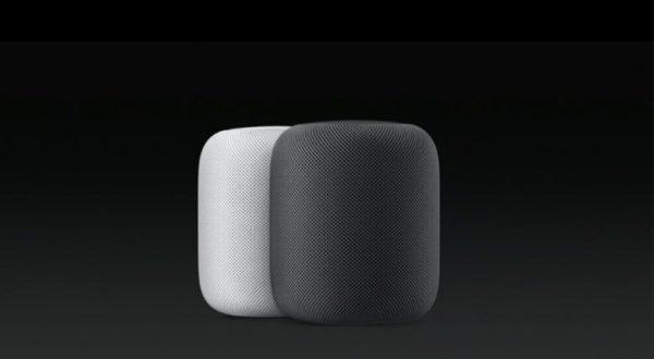 Apple HomePod выйдет не раньше февраля 2018 года