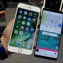 Samsung Galaxy Note 8 стоит как iPhone 7 Plus. Что покупать и почему?