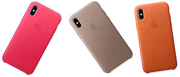 У iPhone X божественный фирменный чехол. Убедился в этом за 2 месяца