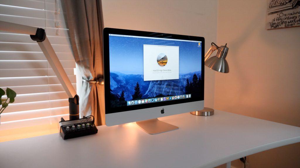 Вышла обновленная macOS 10.13.2