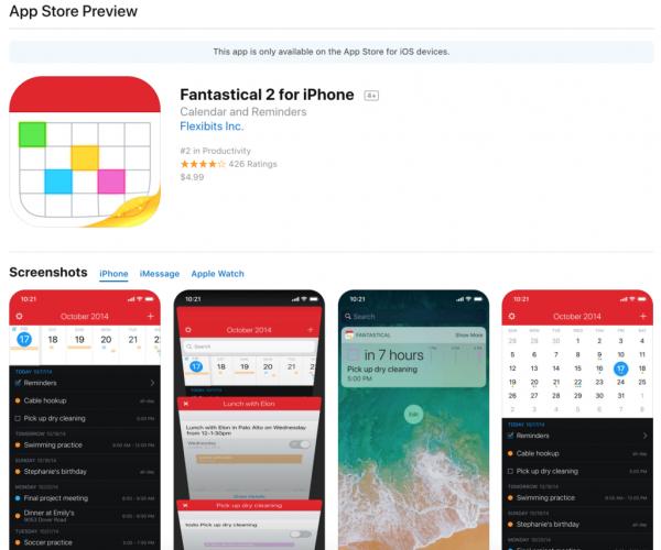 Apple представила новый веб-интерфейс App Store в стиле iOS 11