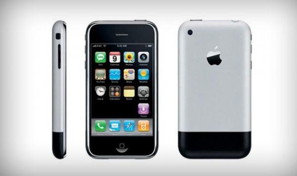 11 лет назад Стив Джобс представил iPhone