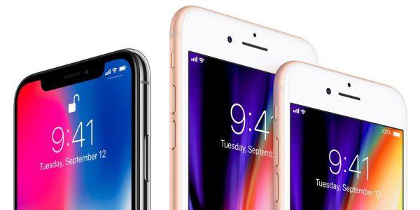 Apple сокращает производство компонентов для iPhone 8 и 8 Plus