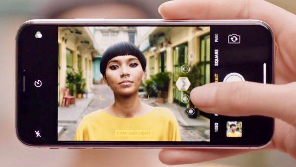 iPhone X: портретная съемка в новом свете