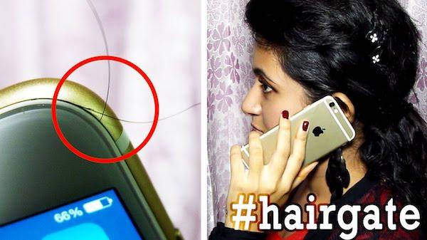 iPhone X вроде бы вырывает волосы. Почему вся эта история – полнейший абсурд