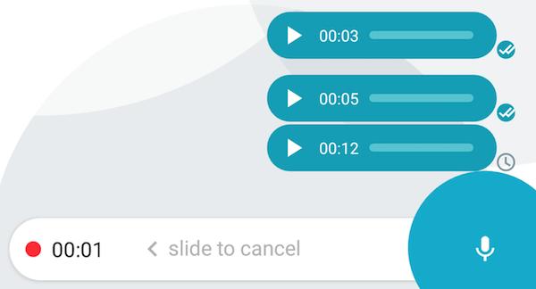 Голосовые сообщения – это супер. Но только в Telegram