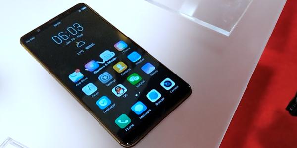 Новая технология Synaptic поможет «убрать» рамки со смартфонов