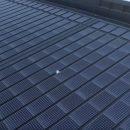Дрон упал на крышу здания в Apple Park (видео)