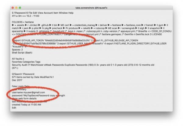 Любое приложение на Mac может следить за пользователями