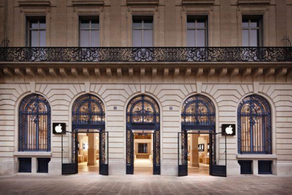 Apple дала отпор французским «шутникам»