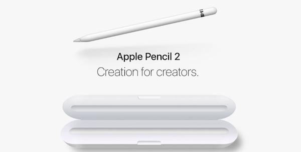 Все, что известно об Apple Pencil 2