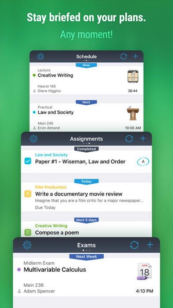Лучшие iOS-приложения в помощь студентам