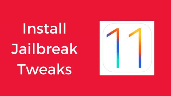 Как устанавливать джейлбрейк-твики в iOS 11
