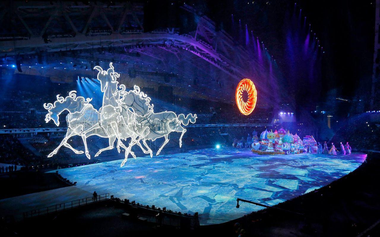 Хакеры пытались сорвать церемонию открытия Зимних Олимпийских игр