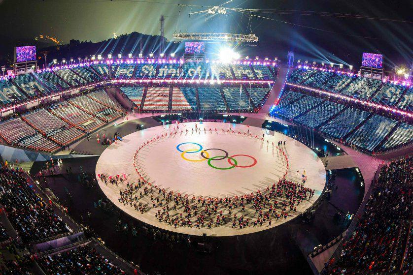 Хакеры пытались сорвать церемонию открытия Зимних Олимпийских