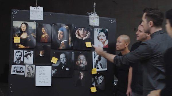 Портретное освещение от Apple: студийные фото без студии (видео)