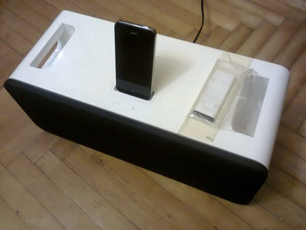 What if № 5: iPod Hi-Fi — первая дорогая колонка Apple