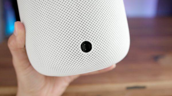 Почему не стоит вытаскивать зарядный кабель из HomePod