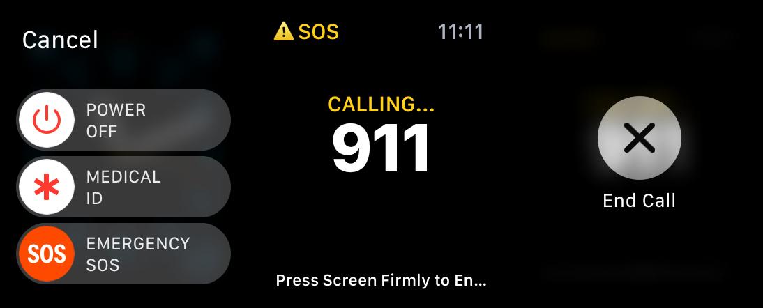 Служба 911 в США ежедневно получает десятки ложных вызовов с сервисных центров Apple