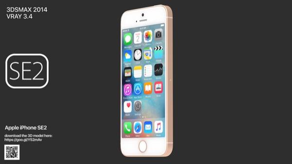 Дизайнер показал iPhone SE 2 с беспроводной зарядкой