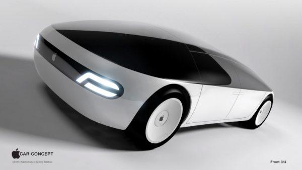 За последние три месяца число автомобилей с автопилотом Apple возросло вдвое
