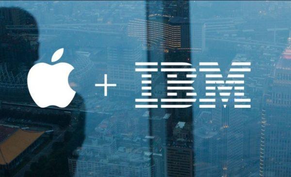 IBM и Apple хотят сделать приложения умнее