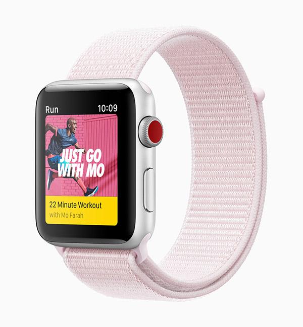 Представлена весенняя коллекция ремешков Apple Watch